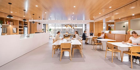 IWG flexible workspace franchise opportunity - Australia tickets