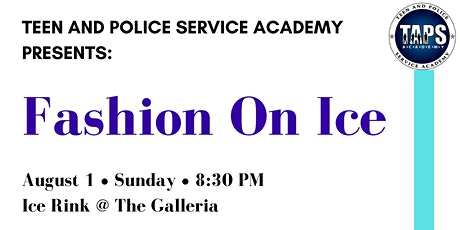 TAPS Presents: Fashion on Ice 2021 tickets