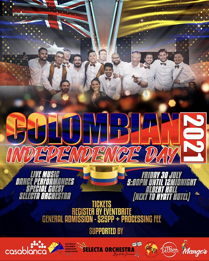 Colombian Independence Day image