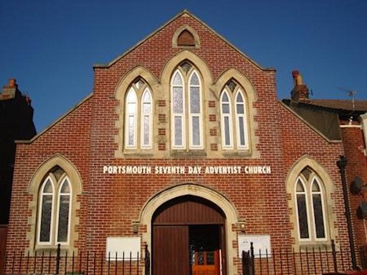 Portsmouth  SDA Church Worship Service Admission image