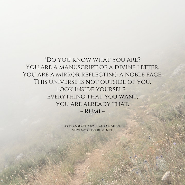 Meditation & Rumi's Poetry Course image