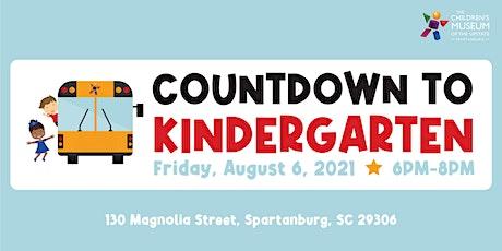 Countdown to Kindergarten tickets