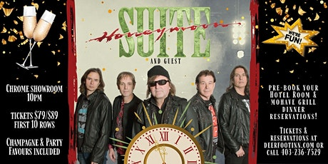 NYE - Honeymoon Suite and special guest tickets