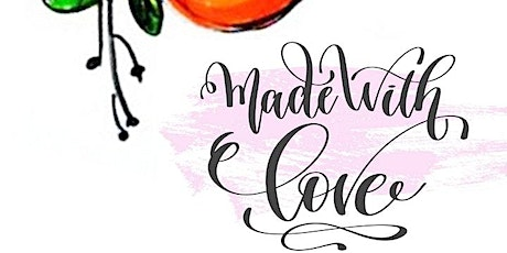 Fun  Lettering & Watercolor Art Class for Teens and Adults tickets