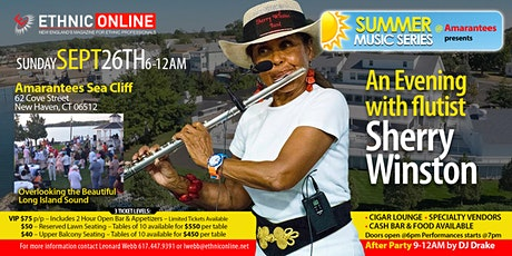 """Ethnic Online """"Summer Music Series on the SOUND""""  with The Lisa Minx Band tickets"""