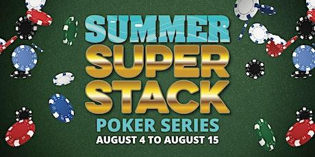 2021 Summer Super Stack tickets