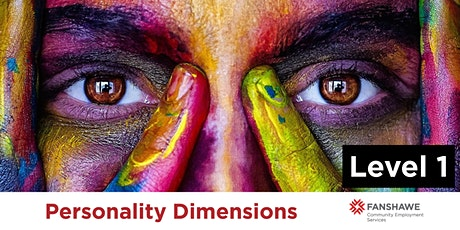 Personality Dimensions Workshop Level 1 (Virtual) tickets