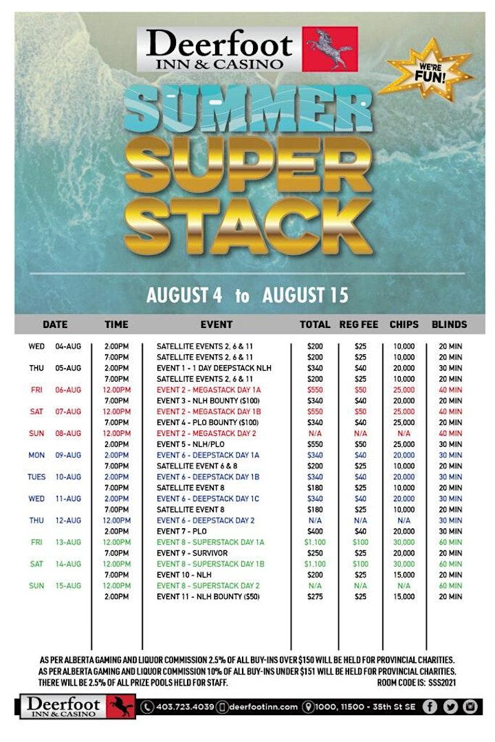 2021 Summer Super Stack image