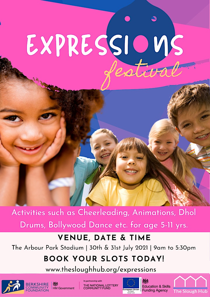 Expressions Summer Festival image