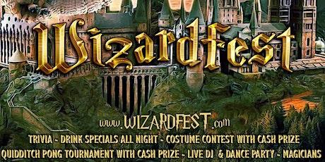Wizard Fest  11/6 Charleston, SC tickets