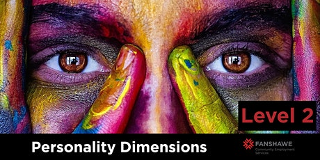 Personality Dimensions Workshop Level 2 (Virtual) tickets