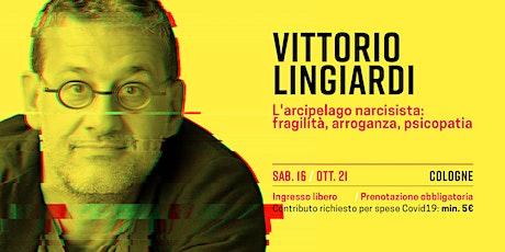 Vittorio Lingiardi biglietti