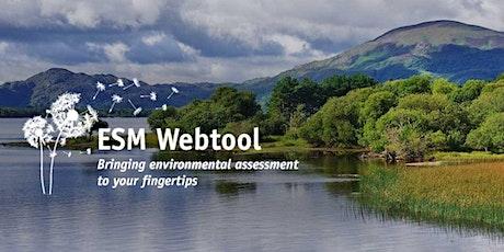 Environmental Sensitivity Mapping Training Workshop - 1st October 2021 tickets