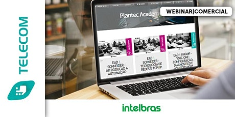 WEBINAR|INTELBRAS - CONHECENDO O IAP1000 ingressos