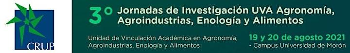 Imagen de 3º Jornadas Investigación Agronomía, Agroindustrias, Enología y Alimentos