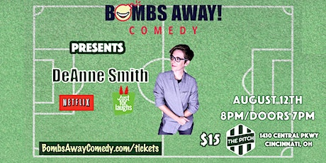 Bombs Away! Comedy Presents: DeAnne Smith tickets