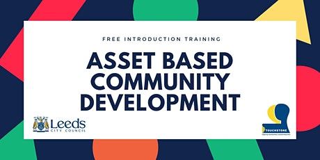 Online Introduction to ABCD (Asset Based Community Development) tickets