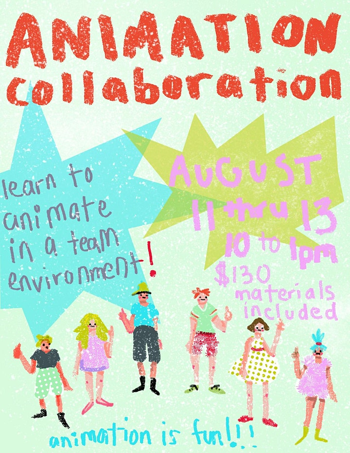 Animation Collaboration Workshop image