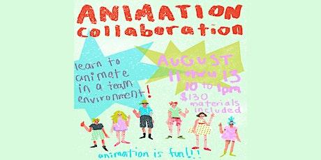Animation Collaboration Workshop tickets