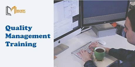 Quality Management 1 Day Virtual Live Training in Canterbury tickets