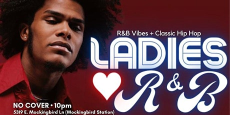 Ladies Love R&B  @ People's Last Stand on Friday Nights tickets