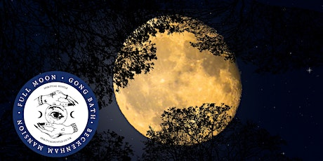 Full Moon Gong Bath Meditation in the Mansion tickets