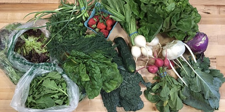 Cooking for Wellness - Summer Fresh Cooking with Midwestern July Produce tickets