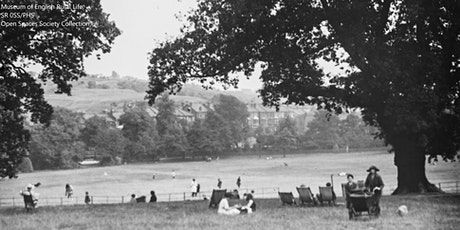 Changing Attitudes to Open Space: The Open Spaces Lantern Slide Collection tickets