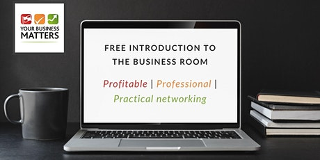 The Business Room - Free Introductory Sessions tickets
