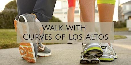 Walk with Curves of Los Altos - Kickoff and Walk tickets