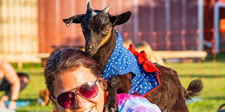 Goat Yoga & Wine at Juniata tickets