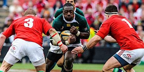 British & Irish Lions Tour V South Africa (1st Test) tickets