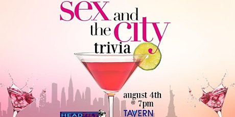 Sex and the City Trivia + Music Bingo at Tavern on The Plaza tickets