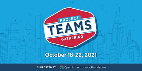Project Teams Gathering - October 2021 tickets
