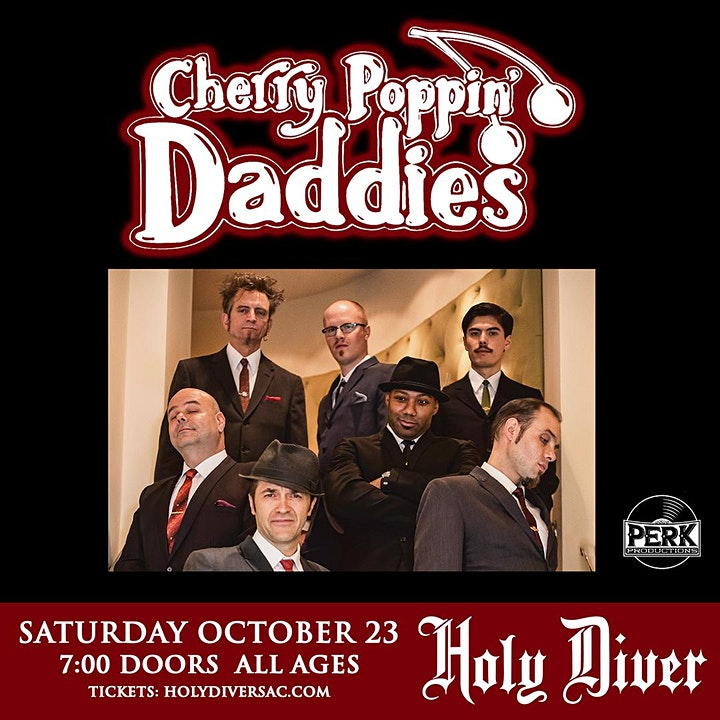 Cherry Poppin Daddies image