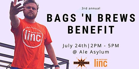 Bags 'N Brews Benefit tickets