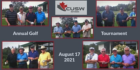 Annual Summer Golf Tournament tickets
