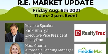 R. E. Market update Live event with Exec's from RealtyTrac and Freddie Mac! tickets
