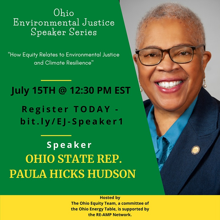 Ohio Environmental Justice Speaker Series image