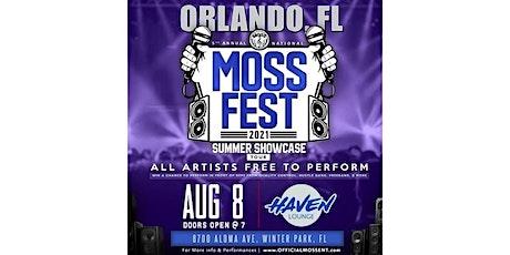 MOSS FEST SUMMER SHOWCASE TOUR: ORLANDO FL tickets