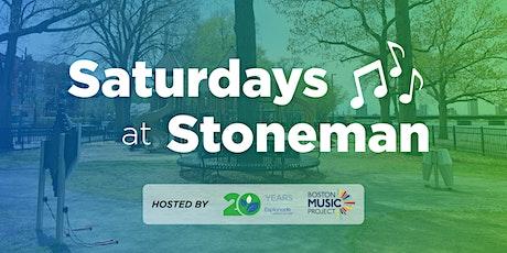 Saturdays at Stoneman tickets