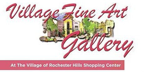 Acrylic Painting Class at The Village tickets