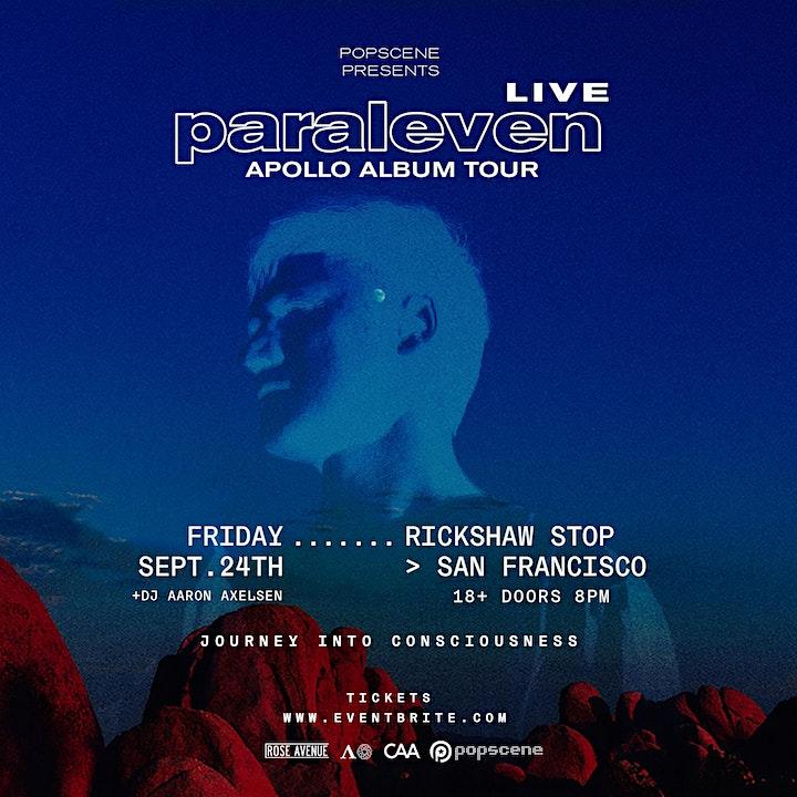 PARALEVEN- Apollo Tour image
