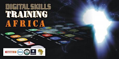 DIGITAL SKILLS TRAINING AFRICA tickets