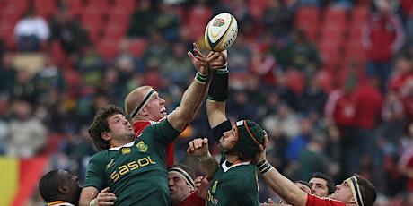 British & Irish Lions Tour V South Africa (3rd Test) tickets