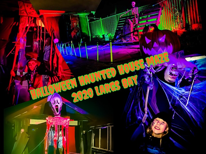 Escape From Horrorland Halloween Maze 2021 image