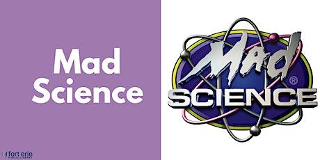 Mad Science - Junior Reactors tickets