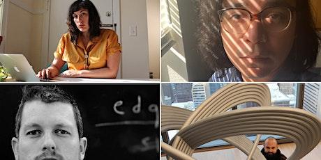 Open Door: Matt Bodett, Amanda Goldblatt, Ricardo Mondragon & Isaías Rogel tickets