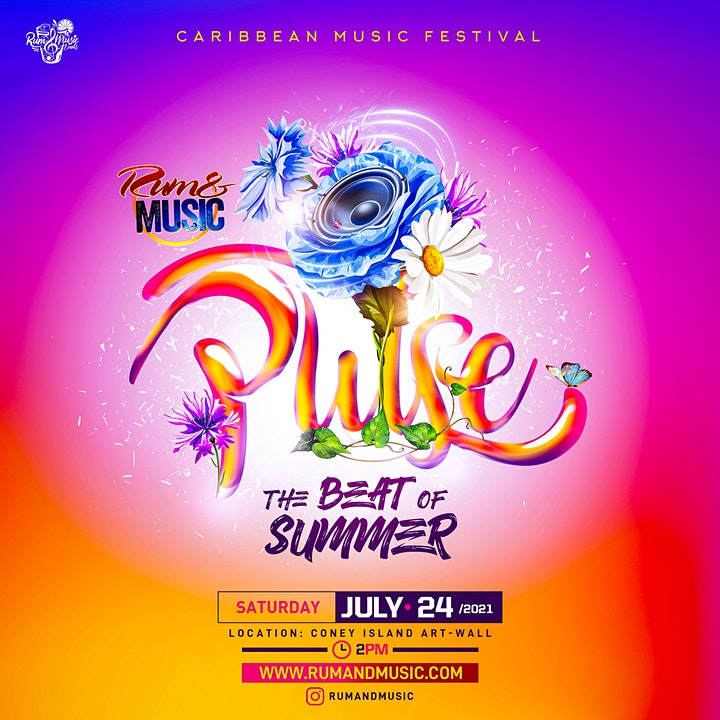 """Rum and Music """"Pulse"""" 