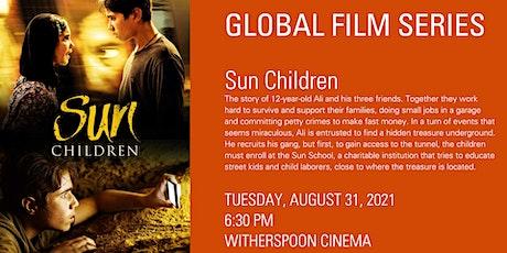 Global Film Series: Sun Children tickets